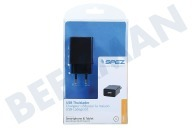Philips 10502  USB Thuislader USB 2A Universeel
