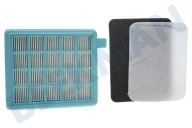 Philips S0700B Filter Hepa filter 146x126x35mm FC8470, FC8471, FC8472, FC9322, FC9531
