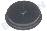 Etna 34468  Filter koolstof -rond- A 410-4410-4400-4181, BSK900RVS