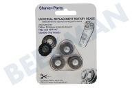 NewSPeak 4313042526305 Scheerapparaat Shaver-Parts HQ2, HP1917 HQ2, HP1917