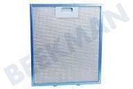 Indesit 480122102168  Filter Metaal in houder 305x268 AKR920, AKR639, DKLS3790