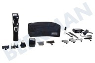 Wahl 099531016  Trimmer Draaibare kop Oplaadbare Trimmer set