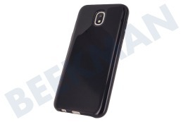 Gelly Case Samsung Galaxy A8 2018 Clear