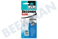 Bison 1490132  Lijm BISON secondelijm +25% extra industrie flacon