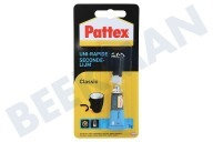 Pattex 1432729  Classic Secondelijm Kleine reparaties