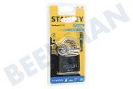 S742-013 Stanley Hangslot Solid Brass Chrome Plated 50mm