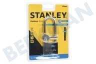S742-017 Stanley Hangslot Solid Brass Chrome Plated 50mm