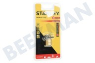 S742-028 Stanley Hangslot Solid Brass 20mm
