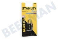 S742-054 Stanley Hangslot 3 cijferig Security Indicator