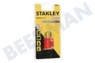 S742-055 Stanley Hangslot 3 cijferig Security Indicator