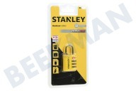 S742-056 Stanley Hangslot 3 cijferig Security Indicator