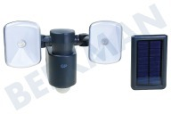 GP 810SAFEGUARDRF41H  RF4.1H SafeGuard Sensor Light Buitenlamp met sensor