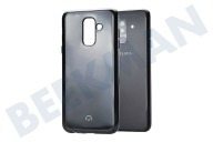 Gelly Case Samsung Galaxy A6+ 2018 Black