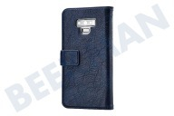 Elite Gelly Wallet Book Case Samsung Galaxy Note9 Blue
