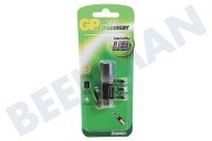 GP Discovery LED Compact zaklamp