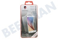 ScreenArmor SA10062  Screen Protector Safety Glass Edge 2 Edge Samsung Galaxy S6 White