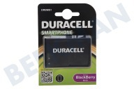 BlackBerry DRBMS1  M-S1 Accu Blackberry Li-Ion 3.7V 1300mAh Blackberry Bold 9000, Bold 9700, Bold 9780