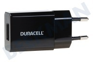 Universeel  DRACUSB1-EU Single USB Lader 5V/1A