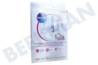 WPRO  484000008629 Universele Airco Luchtafdichtingsset Voor draagbare airconditioners