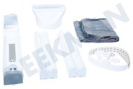 AEG 9009230674  AWK02 Vensterkit voor Airflower/Chillflex serie Voor draagbare airconditioners