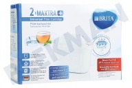 Waterfilter Filterpatroon 2-pack