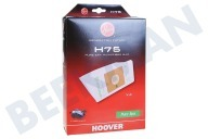 Hoover 35601663  H75 Pure Epa A Cubed Silence, Optimum Power, Thunder Space