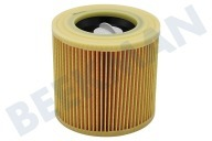 Karcher 64145520 Stofzuiger Filter Cartridge kl. Waterzuiger 2101-2101 TE-1000 2201F