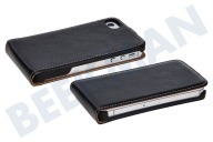 Spez 10684  Flip Case SlimFit Zwart Apple iPhone 4/4S