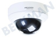 Hikvision 311303380  HWI-D640H-Z HiWatch Dome Outdoor Camera 4 Megapixel 4MP, POE, H.265+