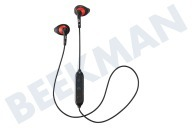 JVC HAEN10BTBEF  HA-EN10BT-B-E Gumy Sport Wireless In Ear Hoofdtelefoon Sport