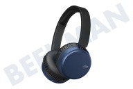 JVC HAS65BNAU  HA-S65BN-A Superiour Sound Wireless Noise Cancelling Hoofdtelefoon Bluetooth, Noise Cancelling