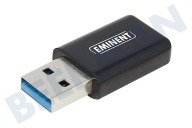 EM4536 Mini Dual Band AC1200 USB 3.1 Gen1 Netwerkadapter