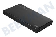 "Ewent EW7033  Behuizing 2,5"" Portable Hard Disk USB 3.0, 5Gbps"
