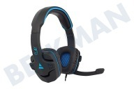 Play  PL3320 Gaming Headset geschikt voor o.a. Stereo 3.5mm jackplug