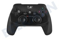 Ewent  PL3331 Wireless USB Gamepad PC, Laptop, PS3