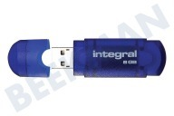 Memory stick Integral 8GB Evo Blue