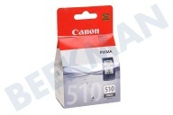 Canon 1706012 PG 510  Inktcartridge PG 510 Black MP240, MP260, MP480