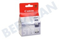 Canon 1426741  Inktcartridge PG 512 Black MP240, MP260, MP480