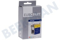 Europart EP17  Inktcartridge 5 Kleuren (met chip) Stylus Photo 790/870/875D