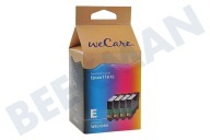 Wecare K10238W4  Inktcartridge T1816 Multipack 18XL Expression Home XP30, XP305
