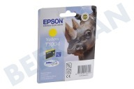 Epson C13T10044010  Inktcartridge T1004 Yellow Stylus Office BX600FW