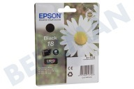 Epson EPST180140  Inktcartridge T1801 Black Expression Home XP30, XP142