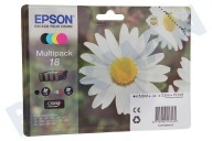 Epson EPST180640  Inktcartridge T1806 Multipack Expression Home XP30