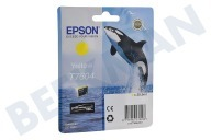 Epson C13T76044010  Inktcartridge T7604 Yellow SureColor SC-PC600