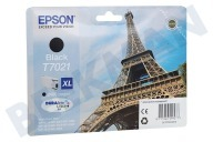 Epson K12017W4  Inktcartridge Lichtblauw (met chip) Stylus Photo R200/R300