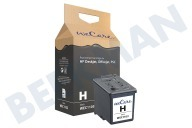 Wecare K20113W4  Inktcartridge No. 27 Black Deskjet 3320,3325,3420,3425,3520,3535,3550,3647