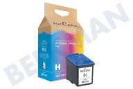Wecare K20233W4  Inktcartridge No. 22 Color Deskjet 3920, 3940