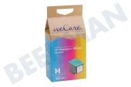 Wecare K20255W4  Inktcartridge No. 351 XL Color Photosmart C4280, C4380