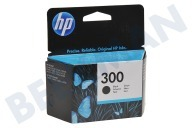 HP Hewlett-Packard HP-CC640EE HP 300 Black  Inktcartridge No. 300 Black Deskjet D2560, F4280