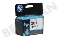 HP Hewlett-Packard HP-CH561EE HP 301 Black  Inktcartridge No. 301 Black Deskjet 1050,2050
